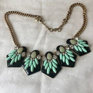 J. Crew Statement Necklace - excellent condition!